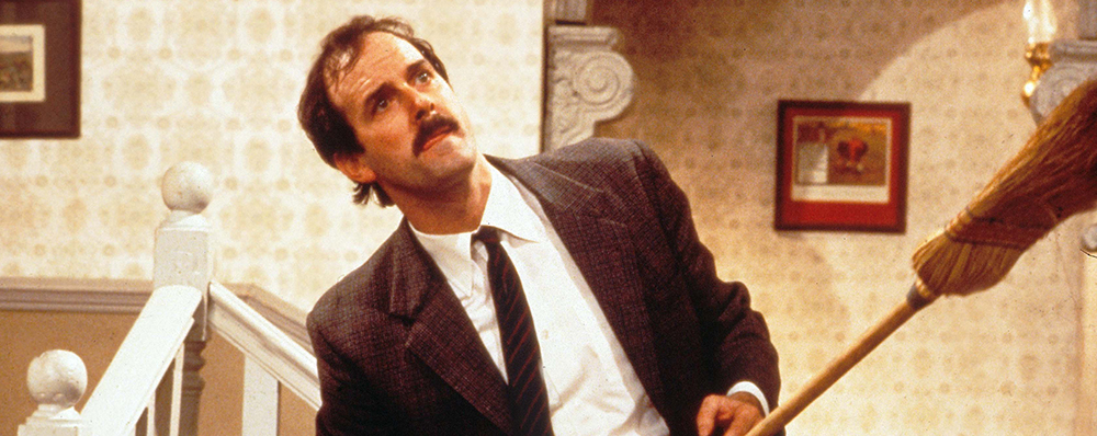 John Cleese Fawlty Towers