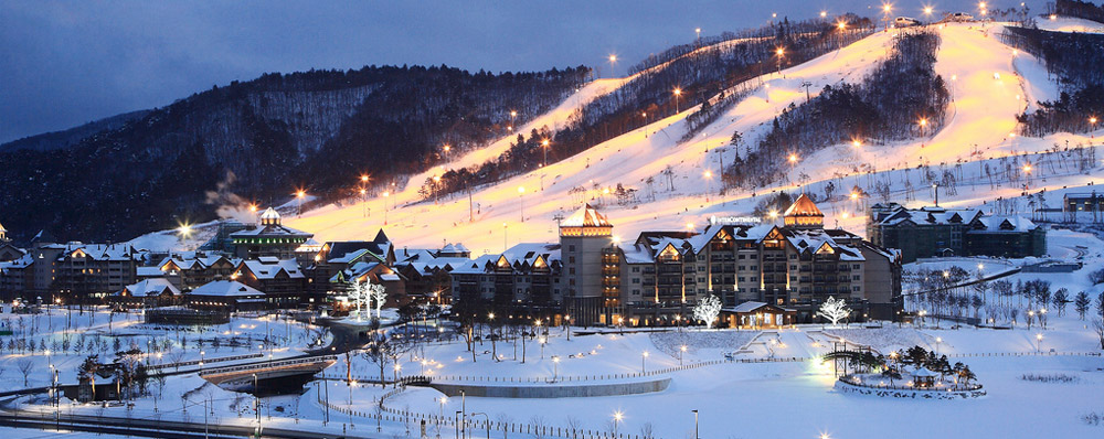 Winter Olympics park
