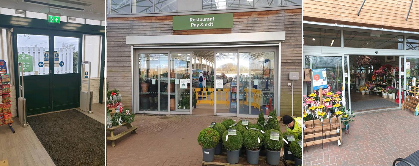 Nocutt garden centre